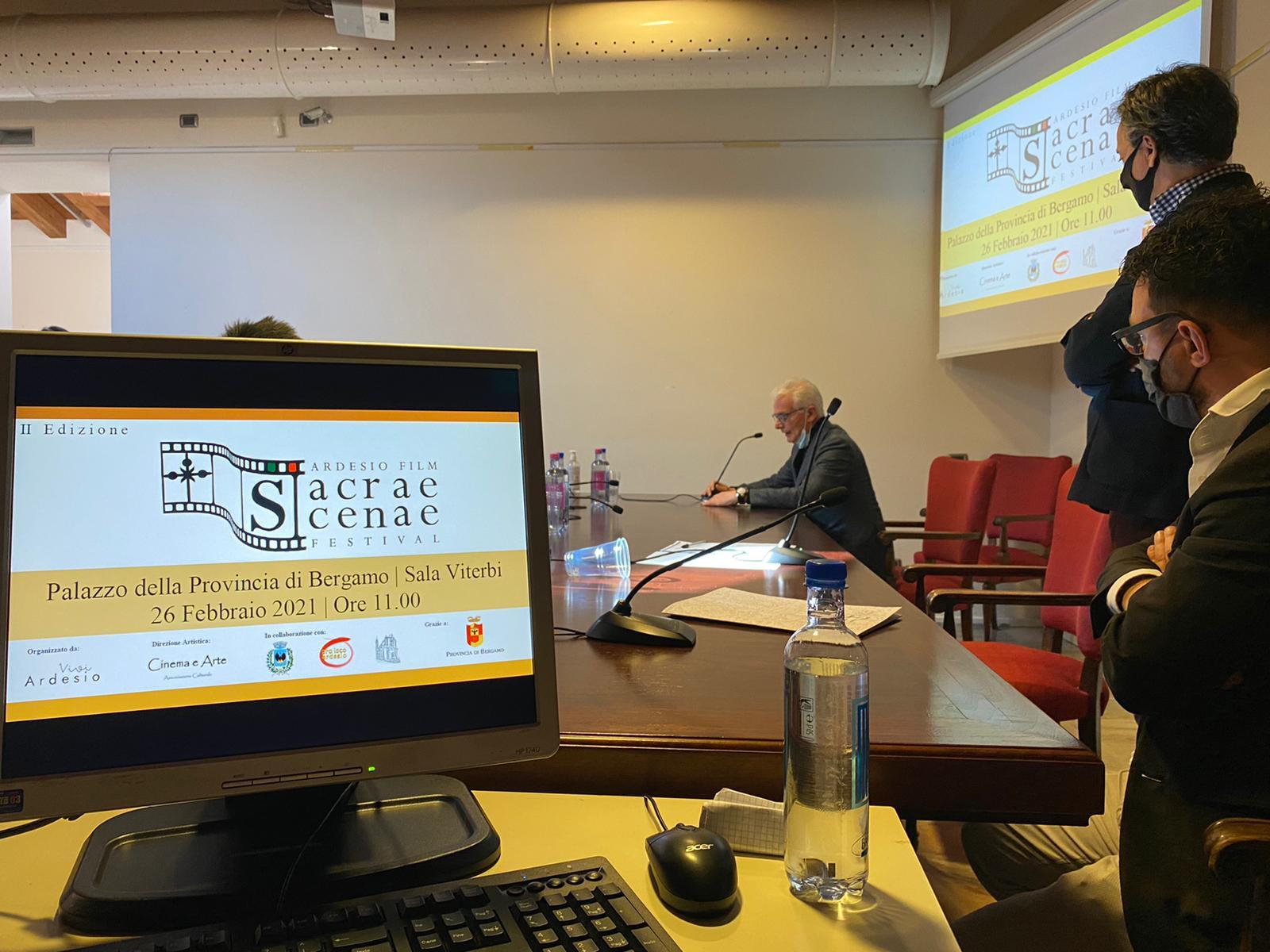 Presentata a Bergamo la seconda edizione di Sacrae Scenae